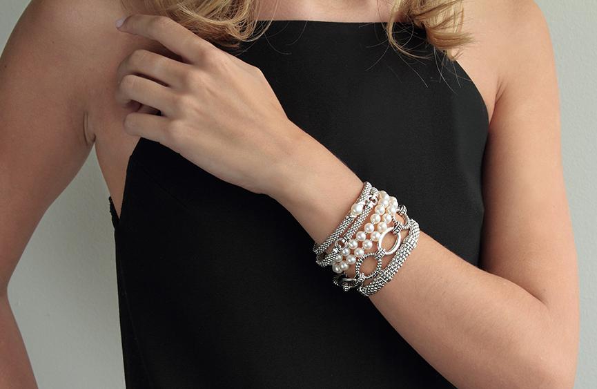 style tip pearls signature caviar