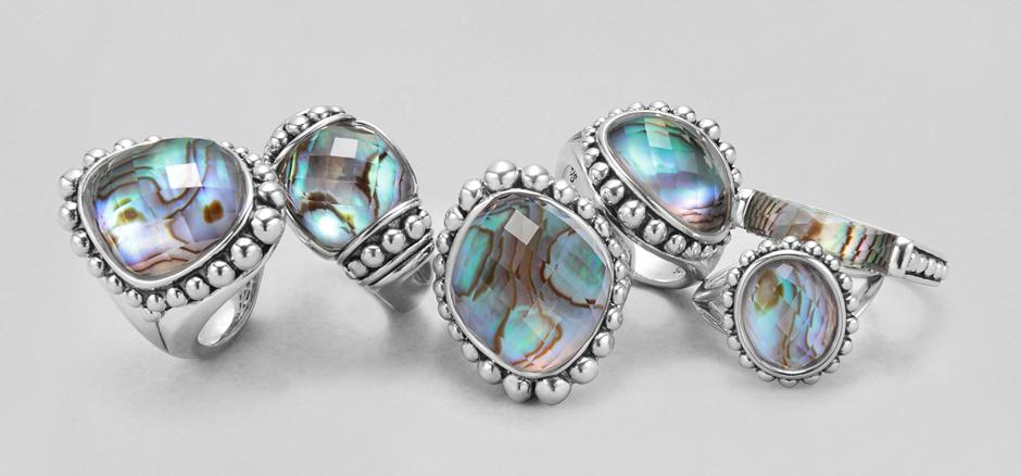 LAGOS Jewelry Abalone Maya Collection MY LAGOS MY WAY