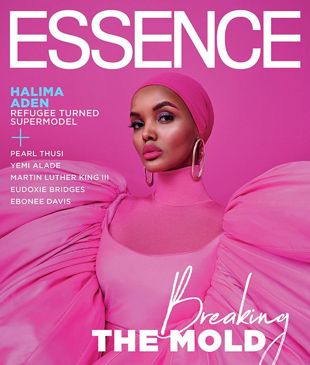 January 2020 Essence Magazine cover