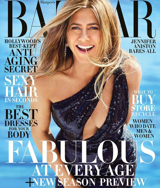 June 2019 cover of Harper's Bazaar