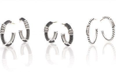 Hoop Earrings Offer a Timeless Silhouette