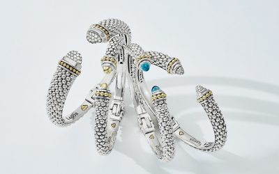 Reflect the Color of the Ocean with Swiss Blue Topaz
