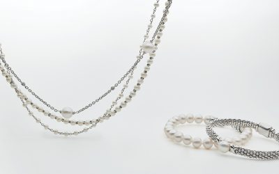Create a Timeless Look with Pearls