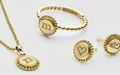 New Engravable Caviar Gold Styles Have Landed