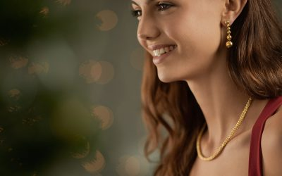 Dazzle in Gold this Fall