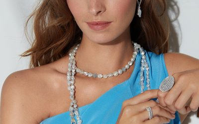 Celebrate Spring With Classic Pearls