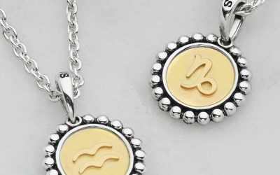 What's Your Sign? Zodiac Pendants Have Arrived!