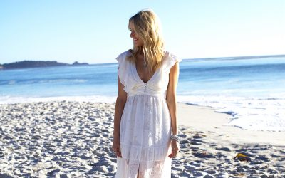 Summer Travel Style with Ivory Lane