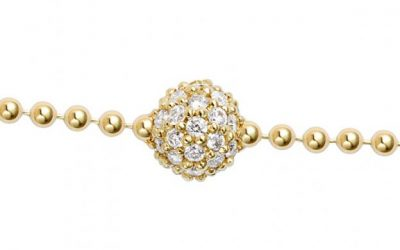 In the Details: LAGOS Covet Gold Diamond Necklace