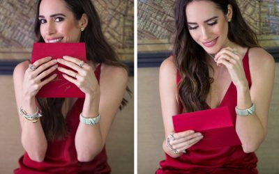 Valentine's Day with Louise Roe